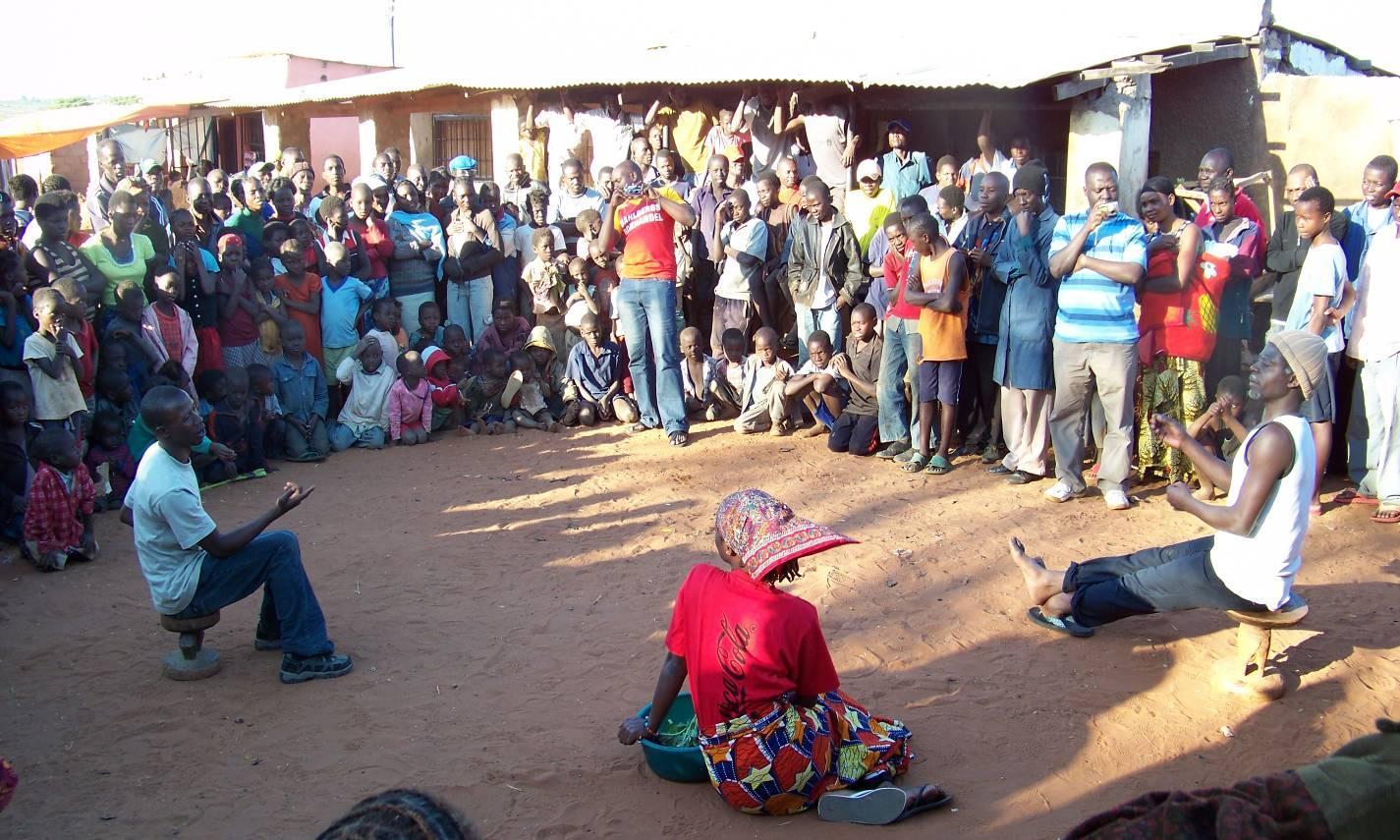 Theatre of Zambia